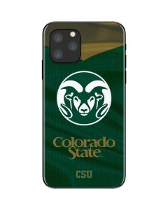 Colorado State Alternative iPhone 11 Pro Skin