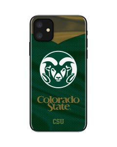 Colorado State Alternative iPhone 11 Skin