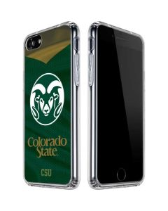 Colorado State Alternative iPhone SE Clear Case
