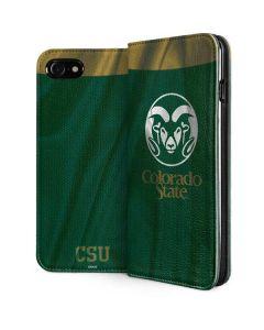 Colorado State Alternative iPhone SE Folio Case