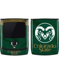Colorado State Alternative Motorola RAZR Skin