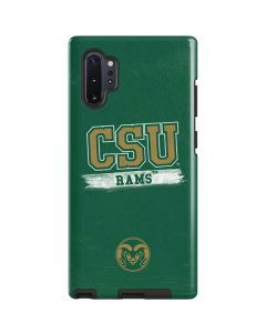 Colorado State Distressed Galaxy Note 10 Plus Pro Case