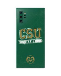 Colorado State Distressed Galaxy Note 10 Plus Skin