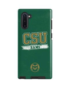Colorado State Distressed Galaxy Note 10 Pro Case