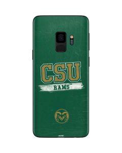 Colorado State Distressed Galaxy S9 Skin