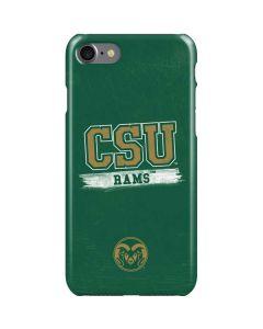 Colorado State Distressed iPhone SE Lite Case