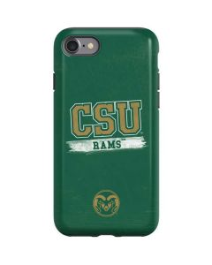 Colorado State Distressed iPhone SE Pro Case