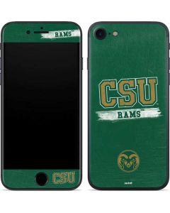 Colorado State Distressed iPhone SE Skin