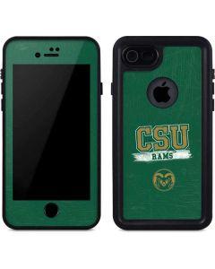 Colorado State Distressed iPhone SE Waterproof Case