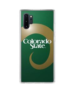 Colorado State Galaxy Note 10 Plus Clear Case