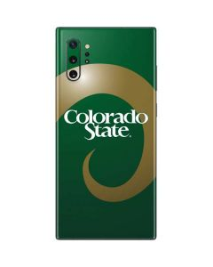 Colorado State Galaxy Note 10 Plus Skin