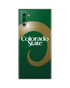 Colorado State Galaxy Note 10 Skin