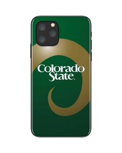 Colorado State iPhone 11 Pro Skin