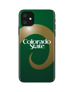 Colorado State iPhone 11 Skin