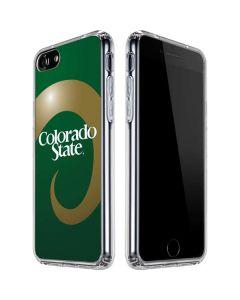 Colorado State iPhone SE Clear Case