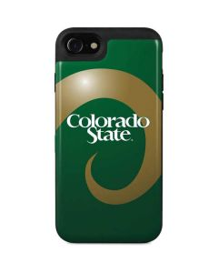 Colorado State iPhone SE Wallet Case