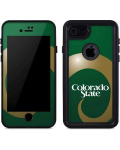 Colorado State iPhone SE Waterproof Case