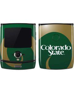 Colorado State Motorola RAZR Skin
