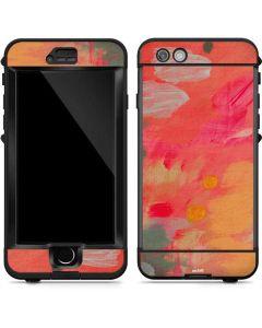 Colored Finger Paint LifeProof Nuud iPhone Skin