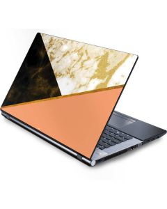 Colored Marble Generic Laptop Skin