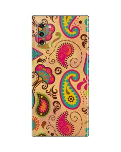 Colorful Mind Galaxy Note 10 Skin