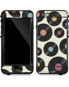 Colorful Records LifeProof Nuud iPhone Skin