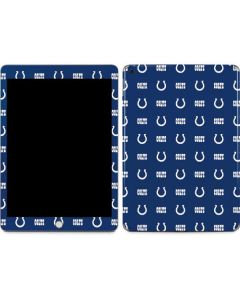 Indianapolis Colts Blitz Series Apple iPad Skin