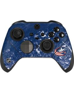 Columbus Blue Jackets Frozen Xbox Elite Wireless Controller Series 2 Skin