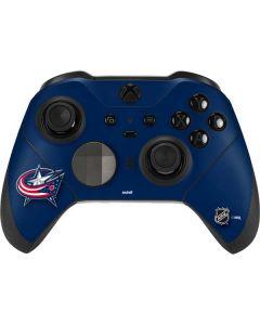 Columbus Blue Jackets Logo Xbox Elite Wireless Controller Series 2 Skin