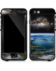 Concept of an Extraterrestrial Planet LifeProof Nuud iPhone Skin
