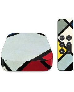 Contra-Composition of Dissonances XVI Apple TV Skin
