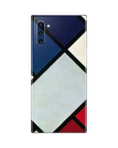 Contra-Composition of Dissonances XVI Galaxy Note 10 Skin