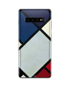 Contra-Composition of Dissonances XVI Galaxy S10 Plus Skin