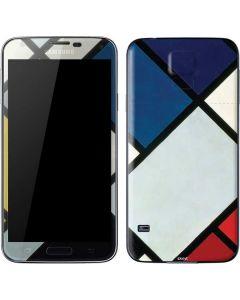 Contra-Composition of Dissonances XVI Galaxy S5 Skin