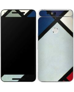 Contra-Composition of Dissonances XVI Google Nexus 6P Skin