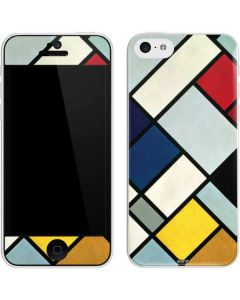 Contra-Composition of Dissonances XVI iPhone 5c Skin