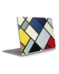 Contra-Composition of Dissonances XVI Surface Book 2 15in Skin