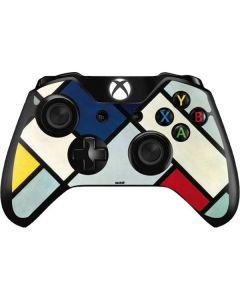 Contra-Composition of Dissonances XVI Xbox One Controller Skin