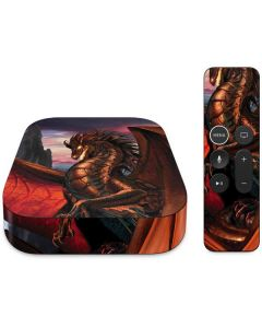 Coppervein Dragon Apple TV Skin