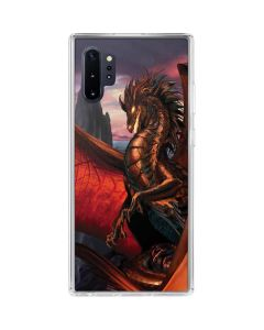 Coppervein Dragon Galaxy Note 10 Plus Clear Case