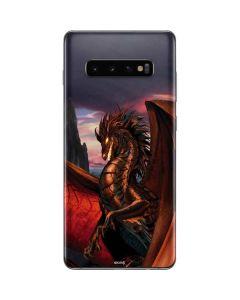 Coppervein Dragon Galaxy S10 Plus Skin