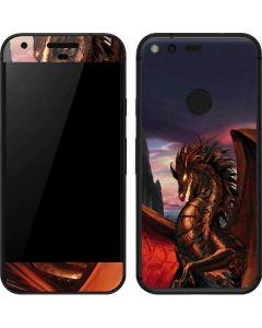 Coppervein Dragon Google Pixel Skin