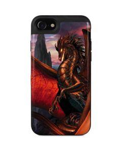 Coppervein Dragon iPhone SE Wallet Case
