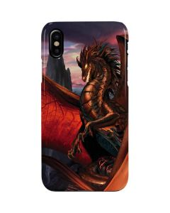Coppervein Dragon iPhone XS Max Lite Case