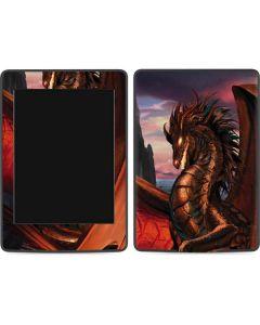 Coppervein Dragon Amazon Kindle Skin