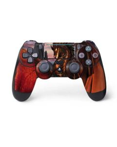 Coppervein Dragon PS4 Pro/Slim Controller Skin
