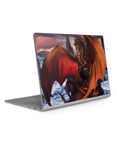 Coppervein Dragon Surface Book 2 15in Skin