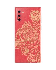 Coral Spring Galaxy Note 10 Skin