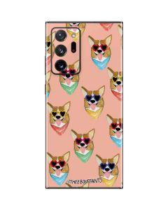 Corgi Love Galaxy Note20 Ultra 5G Skin