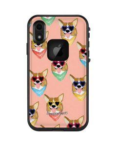 Corgi Love LifeProof Fre iPhone Skin
